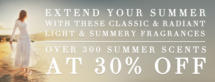 Extend Your Summer - 30% OFF + 1, 2 & 5 dollar coupons - Ends Next Sunday @ Midnight